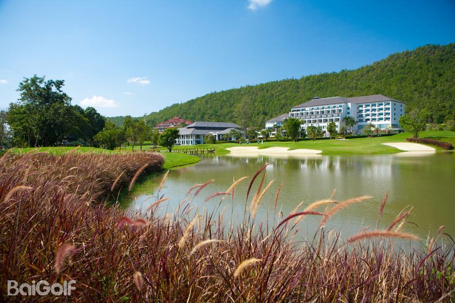 泰国清迈高尔夫之旅5天4晚2场球