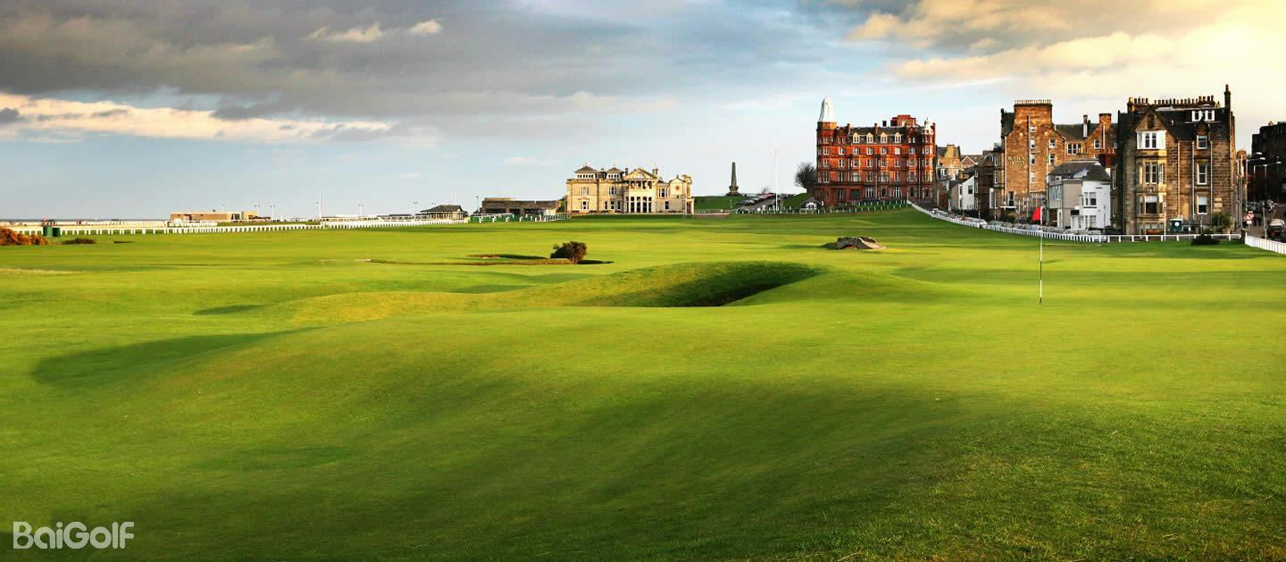 Scotland Golf Discovery Tour(12D 11N 10 Rounds)