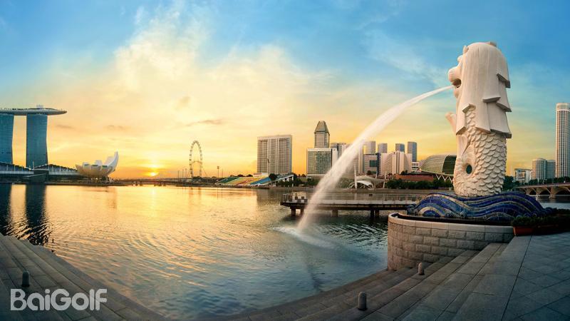SingaporeGolf(5D 4N 3R)①