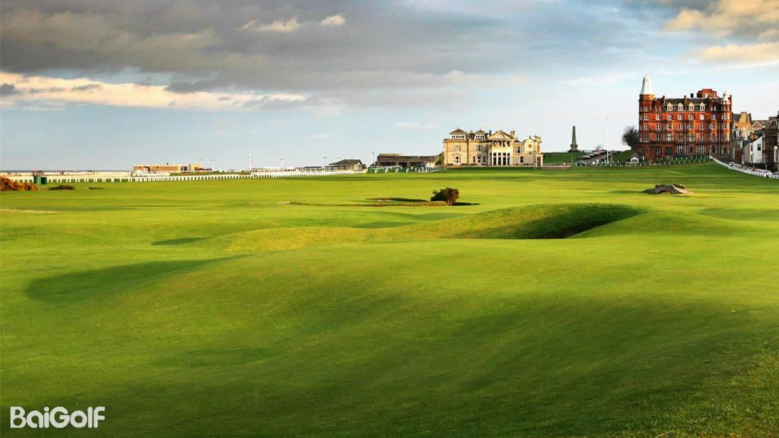 Scotland St Andrews/Glasgow Golf Tour(9D 8N 5 Rounds)