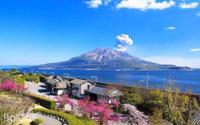 Kagoshima Kyushu 3N 2R(4-Star Hotel+Hot Spring)