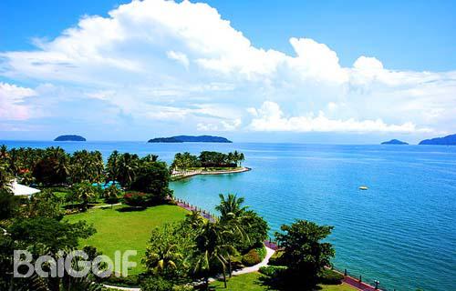 马来西亚沙巴婆罗洲高尔夫+Nexus Golf  5天4夜2场球